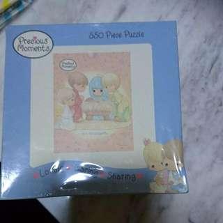 Precious Moments Puzzle 550 Pc
