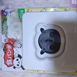 Panda Mould N Pita Mould