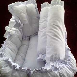 Co-Sleeper- Baby Craddle Bed