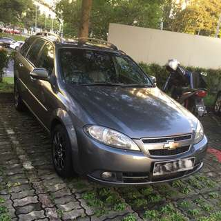 Chevrolet Optra 1.6A For Rent Uber Grab