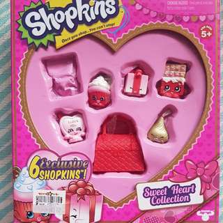 Original SHOPKINS SET (MISSING 1 PIECE) PHP150
