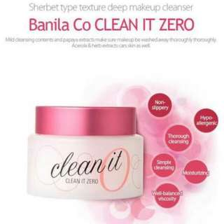 Double Cleansing Banila Co.