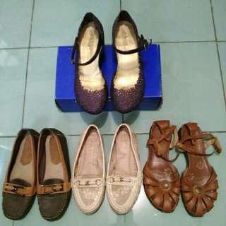 Sepatu Wanita Size 37 & 40