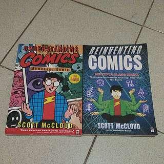 Scott McCloud - Understandimg Comics & Reinventing Comics