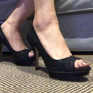 Nine West Black High Heels - Size 6.5