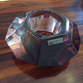 Burberry Prorsum Acrylic Bangle