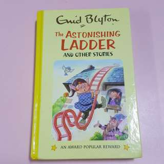 Enid Blyton The Astonishing Ladder and other stories