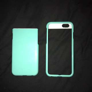 iPhone 6 Mint Phone Cover X2