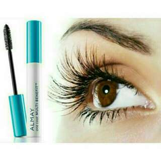20% OFF 🇺🇸Authentic Almay One Coat Multi-Benefit Waterproof Mascara