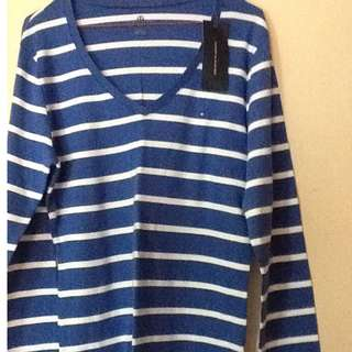 TH Striped Long Sleeves