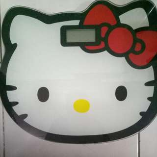 Timbangan Hello Kitty
