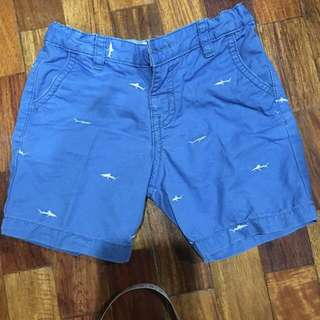 Blue Shorts - GINGERSNAPS For 1 Year Old