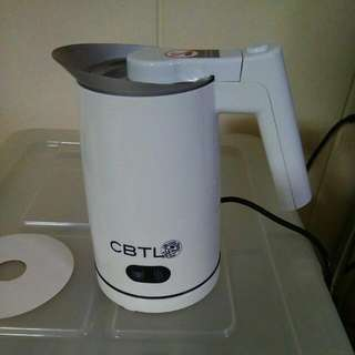 Used CBTL Milk Frother