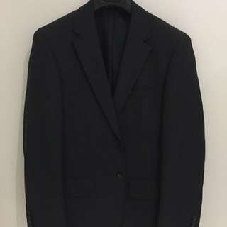 OXFORD - Men's Suit Jacket Charcoal Grey