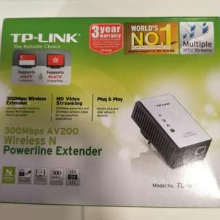 Tp Link Powerline Extender