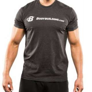 BodyBuilding.com Simple Classic Tee