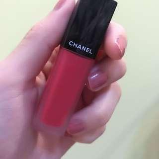 Chanel 超炫耀絲絨唇露 #146