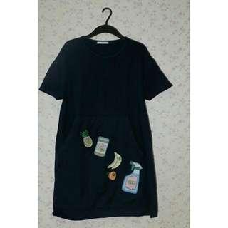 Zara - Patch Dress