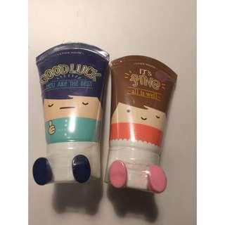 ---2 For $50 --- Etude House Hand Cream