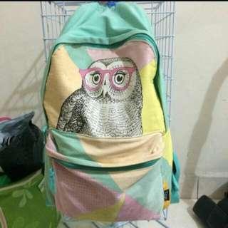 TYPO BACKPACK BAG | OWL OWL OWL