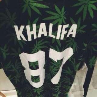 Wiz Khalifa Official Shirt