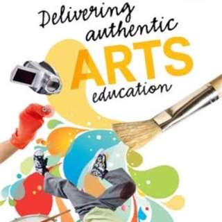 Delivering Authentic Arts Education EBOOK