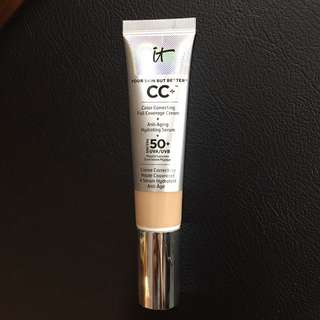 IT Cosmetics CC Foundation
