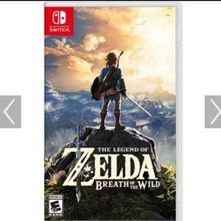 Zelda (Switch)