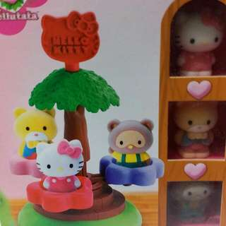Hello Kitty玩具(連隔離氹氹轉玩具)