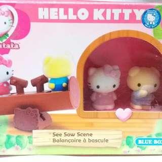Hello Kitty玩具(連搖搖板玩具)
