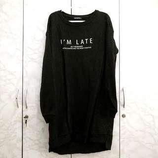 Terranova Statement Sweater Dress