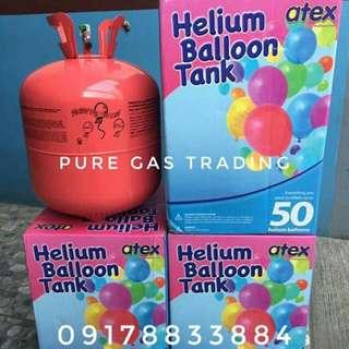 Helium Air Balloon