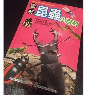 圖書 - 昆蟲小百科