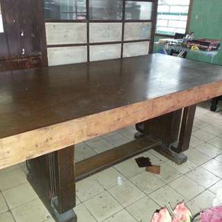 For Sale Dining Table 6 Seater Rectangular