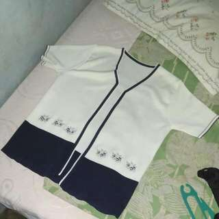 Outer (Cardigan) Size M
