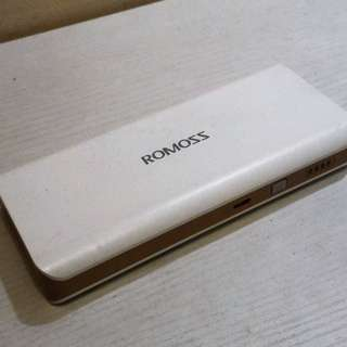 ORIGINAL Romoss 10000 mAh Powerbank