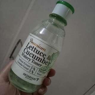 SKINFOOD Lettuce & Cucumber Watery Toner
