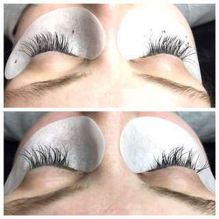 Eyelash Extensions Classic Sets $55