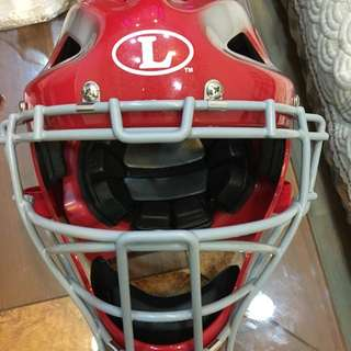 Louisville Slugger 捕手頭盔 兒童 少棒