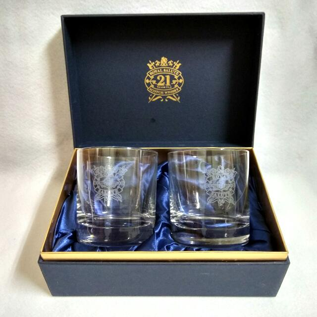 21年皇家禮炮威士忌杯