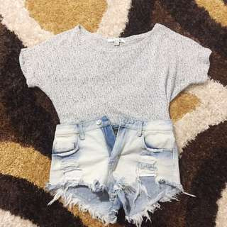 Forever 21 Loose Top