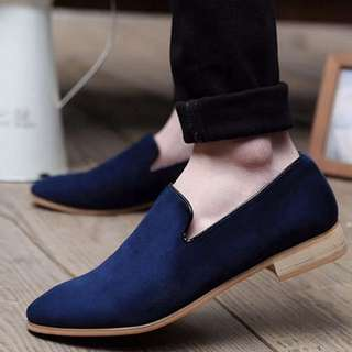 Mens Casual Slip On Loafers