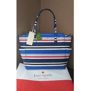 Kate Spade ♠️ Baby bag