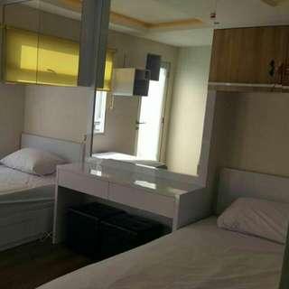 Apartemen Grand Asia Afrika Bandung Type Studio 25m2