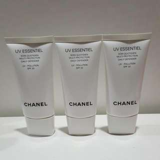Chanel UV Essential Multi Protection Daily Defender SPF30 30ml