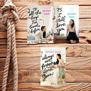 FREE! To All The Boys I've Loved Before by Jenny Han (Ebook)