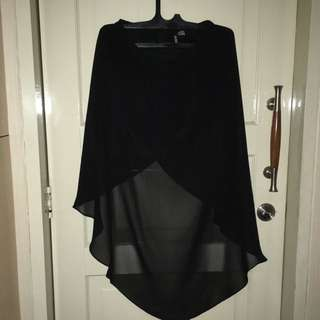 H&M High-low Skirt
