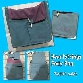 Heartstrings Body Bag