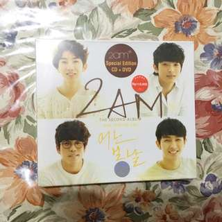 2AM K-pop CD Ori