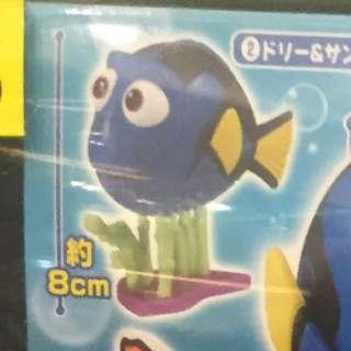扭蛋 - 海底奇兵擺設(多莉)